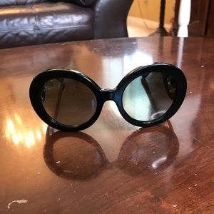 Prada Swirls Sunglasses